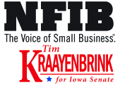 NFIB Endorses Tim Kraayenbrink for State Senate